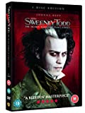 Sweeney Todd - The Demon Barber Of Fleet Street [DVD] [2007]