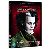 Sweeney Todd - The Demon Barber Of Fleet Street [DVD] [2007]by Johnny Depp