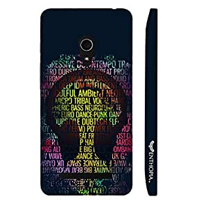 Asus Zenfone 5 Music MY Life designer mobile hard shell case by Enthopia