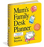 Mum's Family Desk Planner
