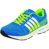 Tracer Men's Sports Shoes AUR022 Blue And Green Shoes