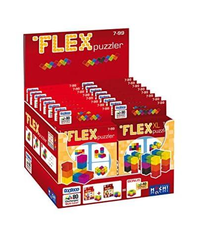 Huch & vrienden 877291-1n - Flex puzzelspel scherm