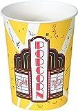 Solo Foodservice V32-00059 Popcorn Cup, 32 oz, Premier (Pack of 500)