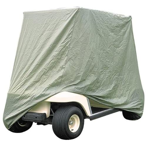 Classic Accessories Golf Car Storage Cover (Fits most two person golf cars)