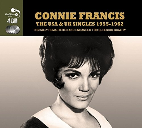 Connie Francis - Singles Collection  - Connie Francis - Zortam Music