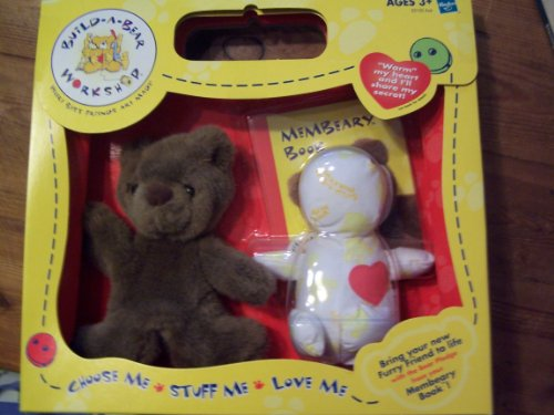 Build a Bear Workshop choose me, stuff me, love