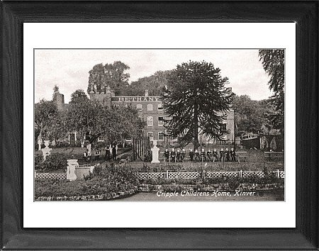Framed Print of Bethany Children s Home, Kinver, Staffordshire from Mary Evans