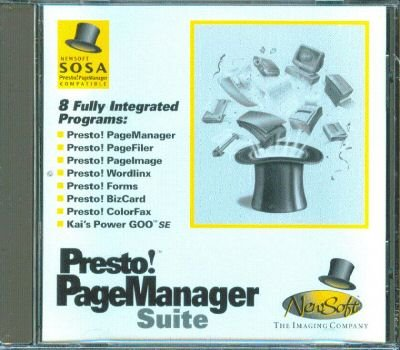 Presto PageManager Suite