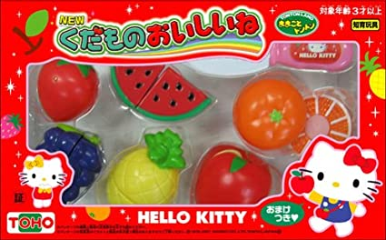 Yummy Hello Kitty NEW fruit (japan import)