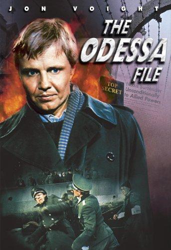 Amazon Com The Odessa File Cyril Shaps Jon Voight