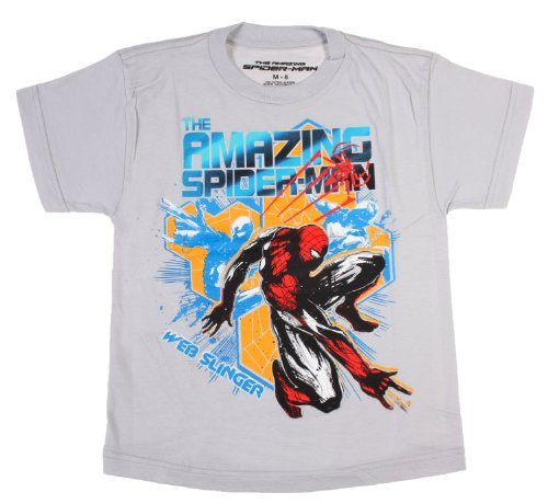 The Amazing Spider-Man Being Amazing Boys Shirt
