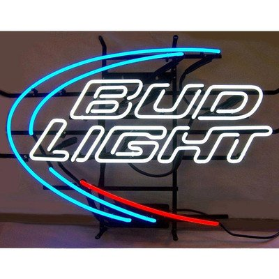 Neonetics 5BUDLI Bud Light Neon Sign