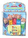This Little Piggy: A Hand-puppet Board Book (Little Scholastic)