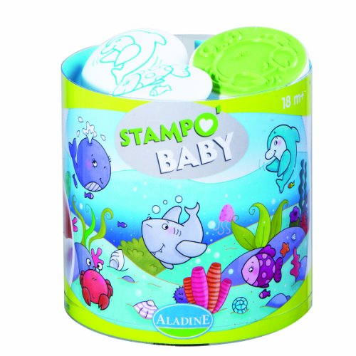 Aladine Stampo Baby Sea