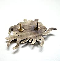 Flying Spaghetti Monster Lapel Pin