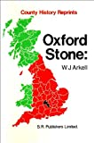 img - for Oxford Stone (County Historical Reprints) book / textbook / text book