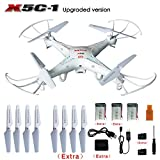 SYMA X5C-1 Explorers 2.4G 4CH 6-Axis Gyro RC Quadcopter With HD Camera