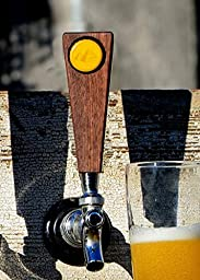 Lil Cappy Magnetic Cap Handle Beer Tap for Kegerator