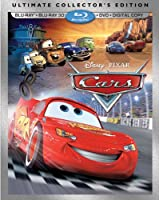 Cars 3D: Ultimate Collector's Edition [Blu-ray] from Walt Disney Studios Home Entertainment