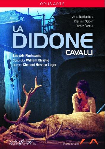 Cavalli: La Didone (Theatre De Caen 2011) (Anna Bonitatibus/ Kresimir Spicer/ Les Arts Florissants/ Clement Hervieu-Leger/ William Christie) (Opus Arte: OA1080D) [DVD] [NTSC]