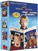 Maman, j'ai raté l'avion / Maman, j'ai encore raté l'avion / Maman, je m'occupe des méchants - Coffret 3 DVD