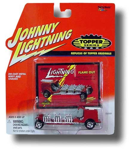 Johnny Lightning Flame Out