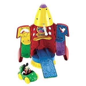 Fisher-Price Disney's Mickey Mouse 太空飞船玩具