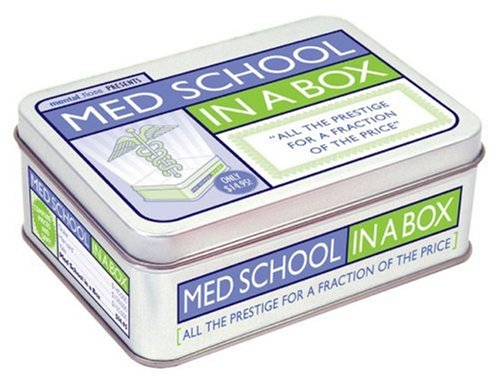 Med School in a Box: All the Prestige for a Fraction of the Price (Mental Floss Presents)