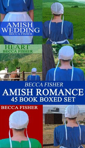 Amish Romance 45 Book Boxed Set  cover