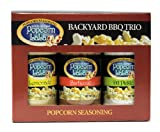 Backyard BBQ Popcorn Seasoning Trio