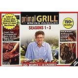 Primal Grill Seasons 1-3 with Steven Raichlen