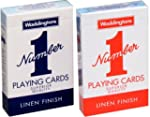Waddingtons No. 1 Playing Cards Twin...
