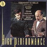 Tchaikovsky: Violin Concerto in D; Dvorak: Romance, Op. 11; Sibelius: Violin Concerto in D Minor