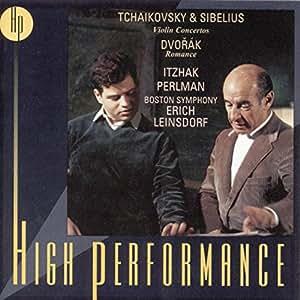 Tchaikovsky: Violin Concerto; Dvorak, et al / Perlman, et al