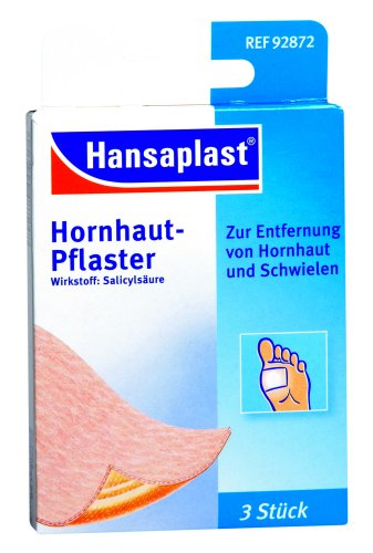 Hansaplast Hornhautpflaster 3 Stück