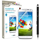 Samsung Galaxy S4 Screen Protector Sentey® Clear Hd High Definition 0.12mm (Pack of 3) Ls-14204 Bundle with Free Metal Stylus Touch Screen Pen {Lifetime Warranty}