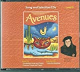 Avenues: Success in Language, Literacy, and Content (Song and Selection Audio CDs, Level D)
