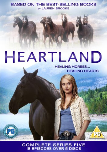 Heartland - The Complete Fifth Season [DVD]