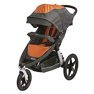 Graco Relay Click Connect Jogging Stroller by Graco that we recomend personally.