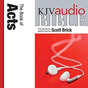 King James Version Audio Bible: The Book of Acts Audiobook