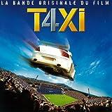 TAXi4 [Soundtrack] / オリジナル・サウンドトラック/ブラック・アイドピーズ/スナイパー他 (CD - 2007)