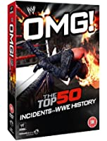 WWE: OMG! - The Top 50 Incidents In WWE History [DVD]
