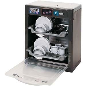 wdk partner a1102214 jeux d 39 imitation mon premier lave vaisselle lectronique. Black Bedroom Furniture Sets. Home Design Ideas