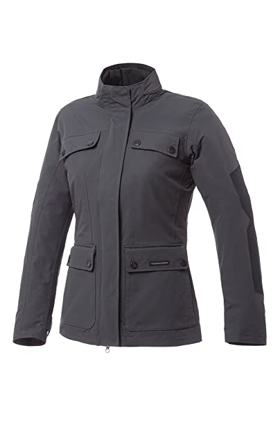 Tucano urbano 8936WF040GR8 4TEMPI lADY-respirant, coupe-vent et étanche four seasons women's length jacket medium-gris-taille xXXL