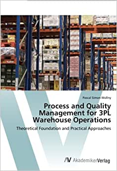 Process And Quality Management For 3PL Warehouse Operations: Theoretical Foundation And Practical Approaches