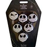 Disney Nightmare Before Christmas (6) Jack Skellington Key Cap Covers
