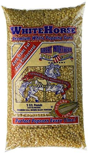 Find Discount Great Northern Popcorn Premium White Gourmet Popping Popcorn, 5 Pound