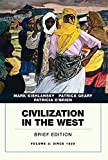 img - for Civilization in the West, Volume 2 book / textbook / text book