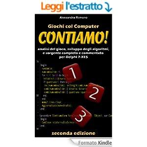 Giochi col computer: Contiamo! con algoritmi e sorgente in Delphi