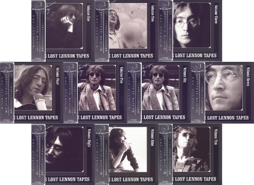 John Lennon - The Complete Lost Lennon Tapes - Zortam Music